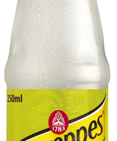 Schweppers Lemon 1 liter