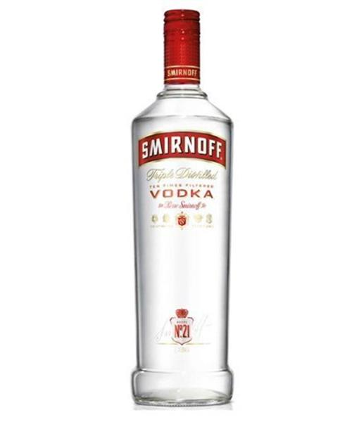 Smirnoff Vodka 70 cl.