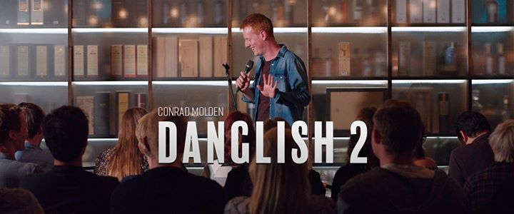 Conrad Molden - Danglish 2 | Tobaks Fabrikken